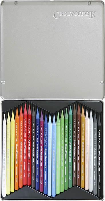 Материалы и инструменты для рисунка. Цветные карандаши, грифели<br />